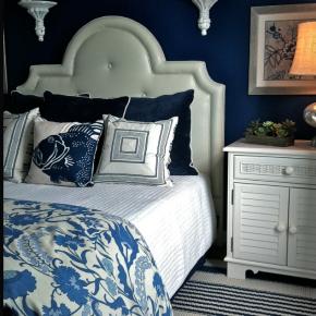Дизайн проект спальни – фото 683