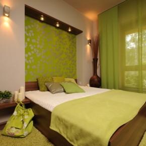 Дизайн проект спальни – фото 684