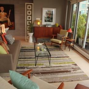 Гостиная комната — фото 636
