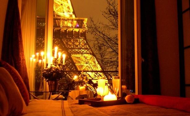Романтический вечер дома (18)
