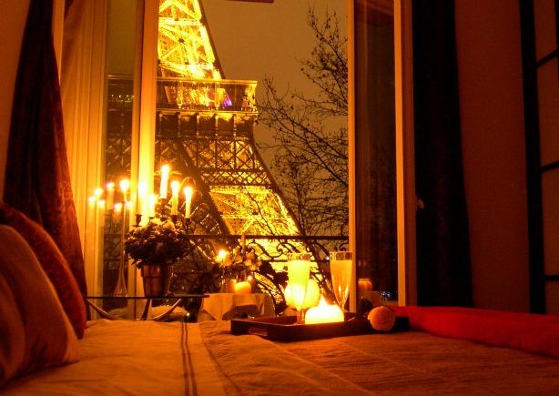 Романтический вечер дома - идеи декора