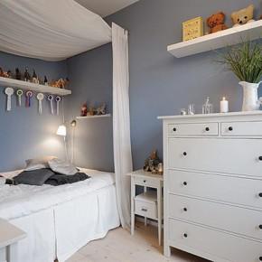 Детские комнаты – фото 516