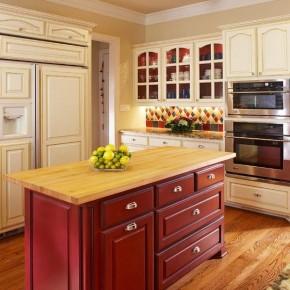 Дизайн кухни – фото 648