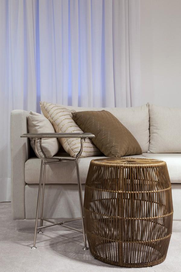 Современный интерьер - мебель в гостиной