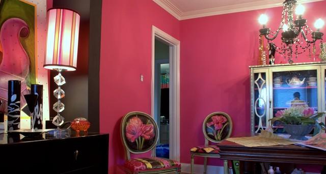 стиль барокко в интерьере дома