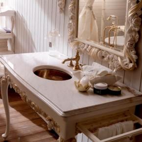 Оформление ванной – фото 664