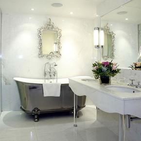 Оформление ванной – фото 665