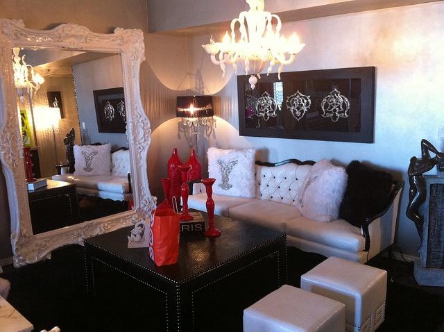 комната барокко