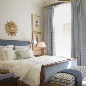 Отделка спальни – фото 557