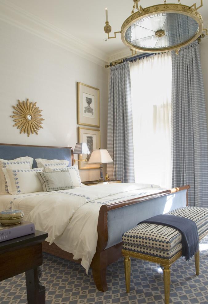 бидермейер в интерьере спальни