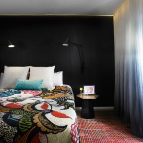Дизайн проект спальни – фото 483