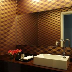 Дизайн проект ванной – фото 456