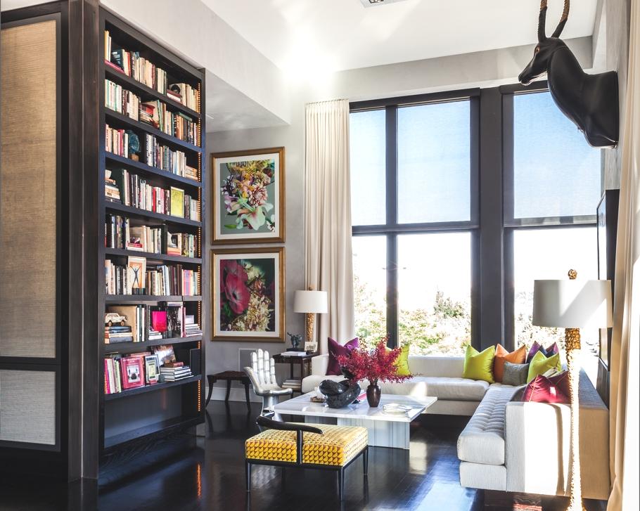 Дизайнерская квартира от Джеми Дрейка фото 2