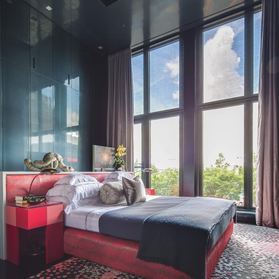 Дизайнерская квартира от Джеми Дрейка фото 12