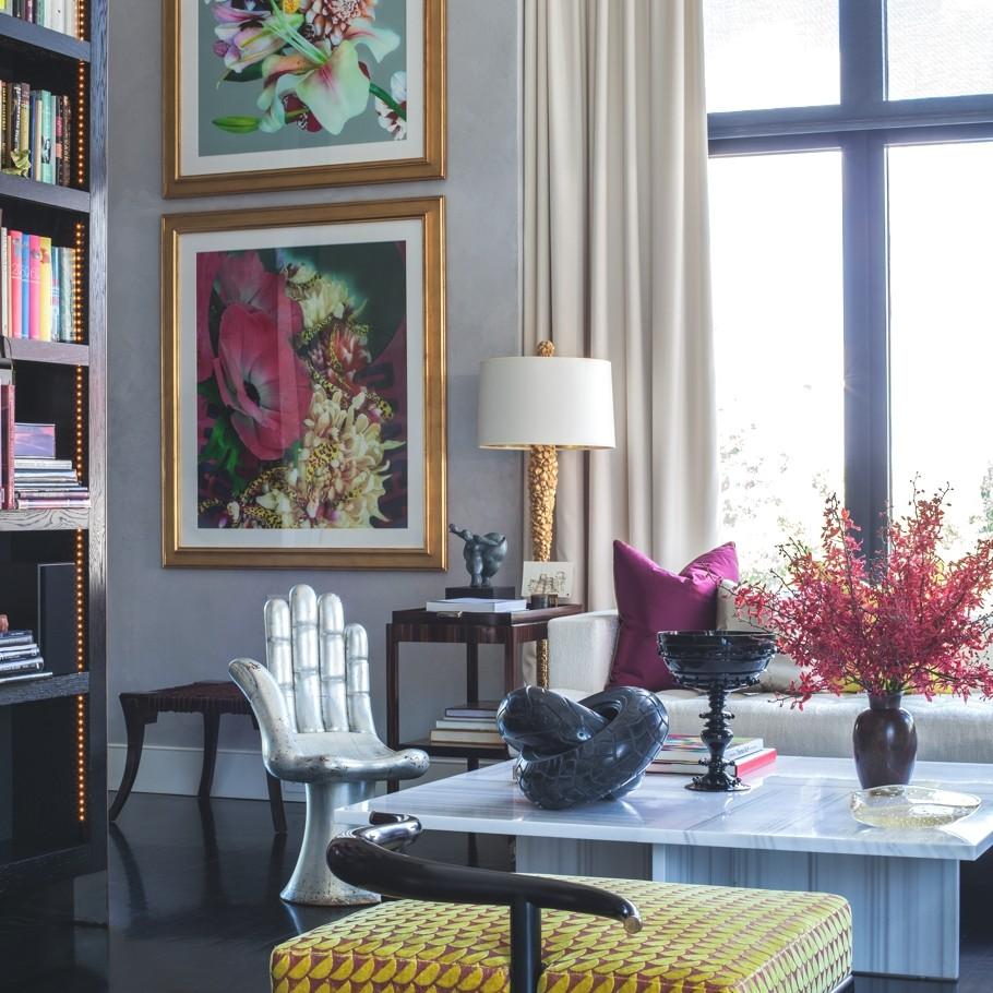 Дизайнерская квартира от Джеми Дрейка фото 8