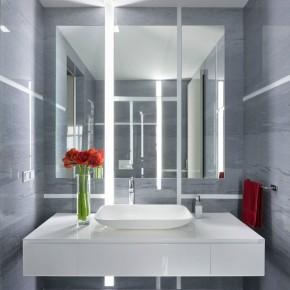 Ванные комнаты – фото 434