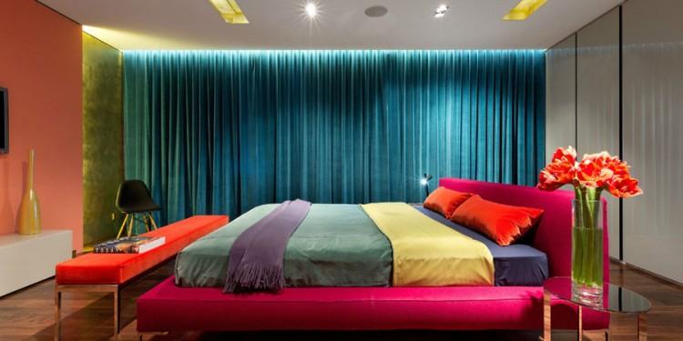Двухкомнатная квартира в стиле поп-арт (9)