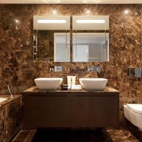Дизайн проект ванной – фото 470