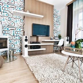 Декор гостиной фото 419