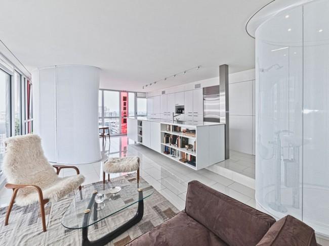 переделка трехкомнатной квартиры