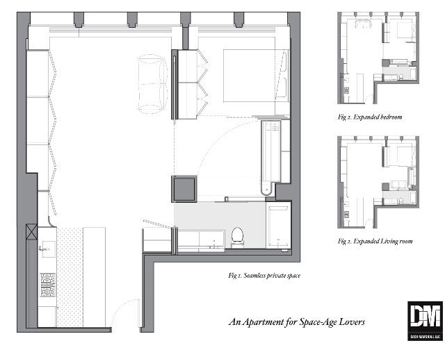Двухкомнатная квартира план квартиры