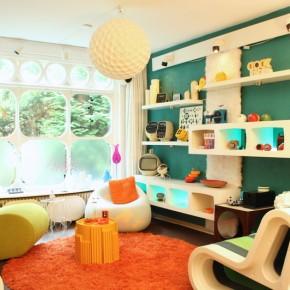 Дизайн гостиной — фото 406