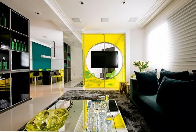 Стильная квартира от Brunete Fraccaroli