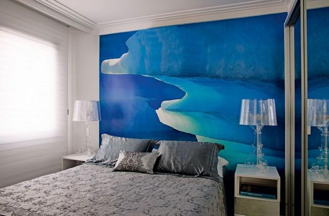 Стильная квартира - спальня