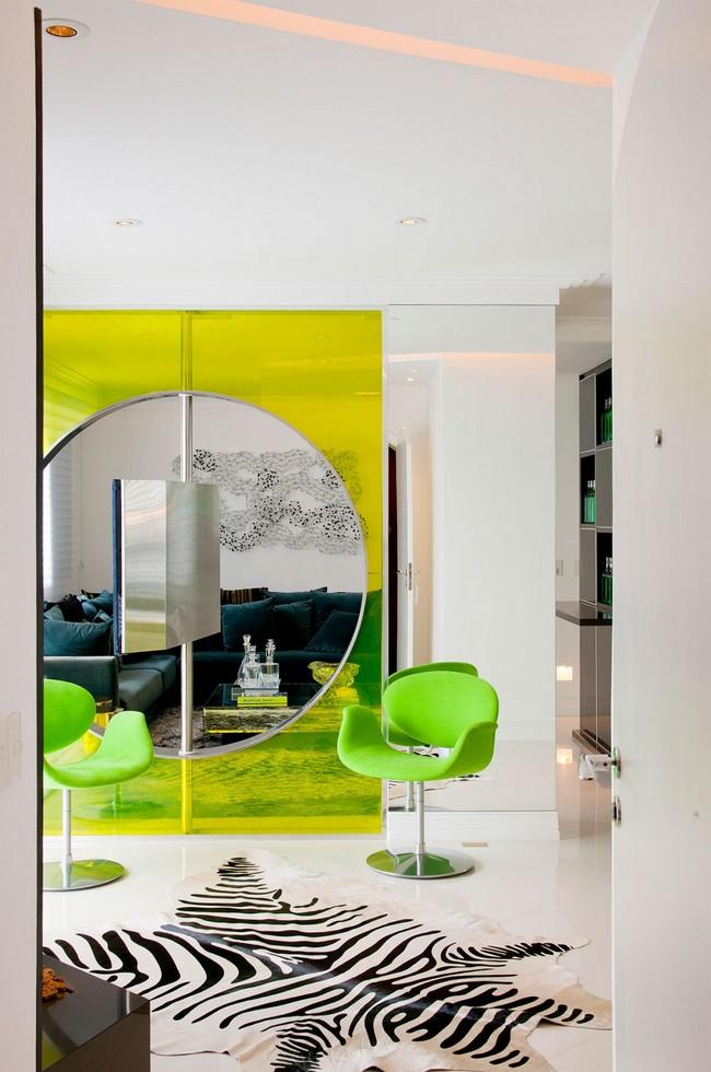Стильная квартира - интерьер