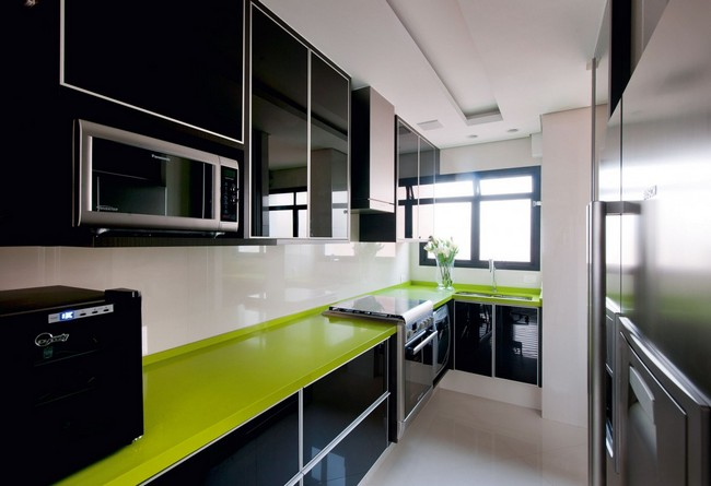 Стильная квартира - кухня