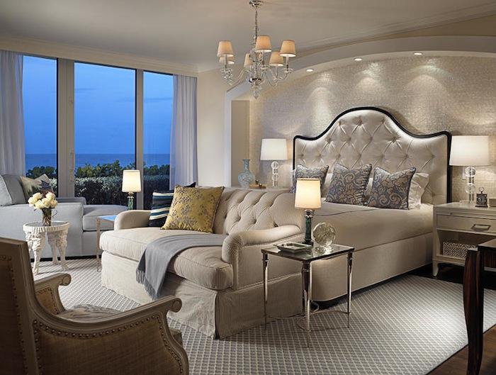 Стильный дизайн спальни 5
