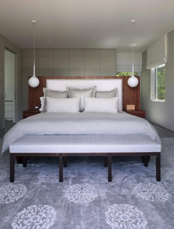 Стильный дизайн спальни 3