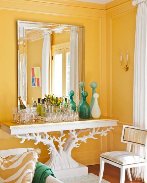 Интерьер гостиной комнаты фото (7)
