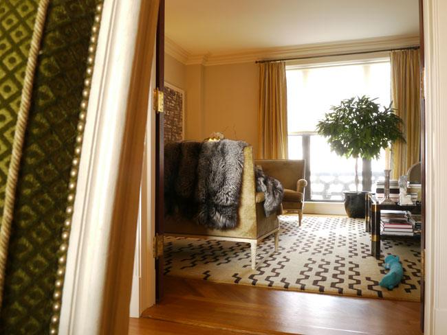 Интерьер двухуровневой квартиры фото -8