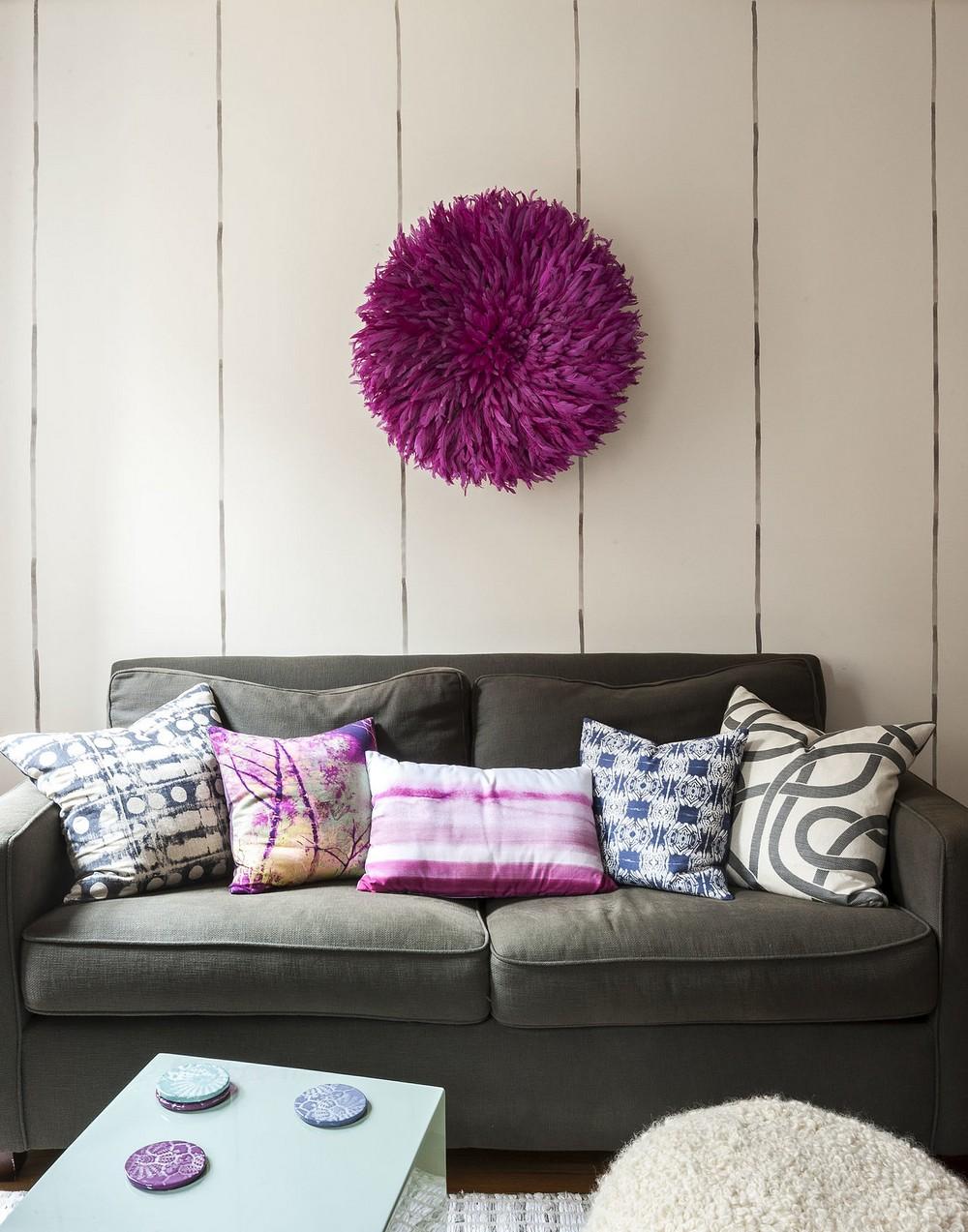 Интерьер квартиры-студии фото дивана 2