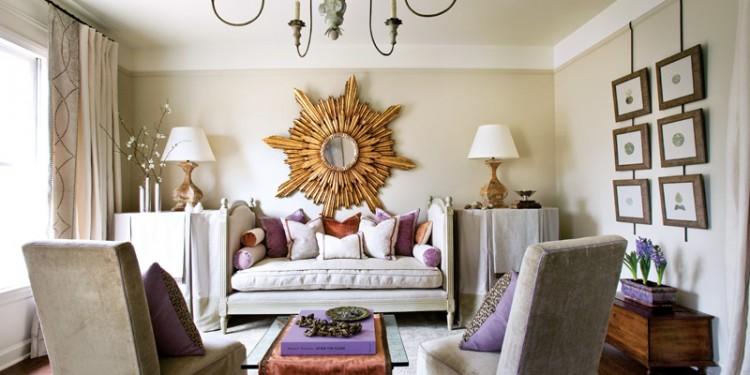 Изысканный интерьер гостиной (10)