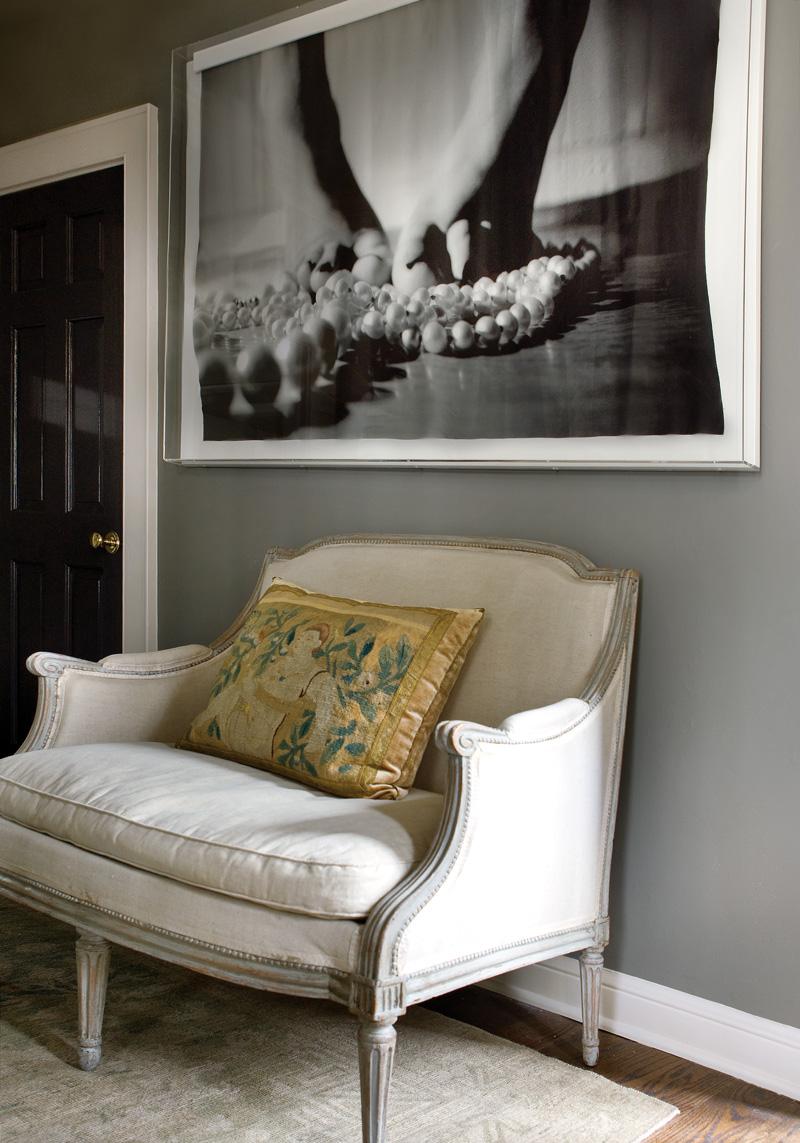 Изысканный интерьер гостиной фото 7