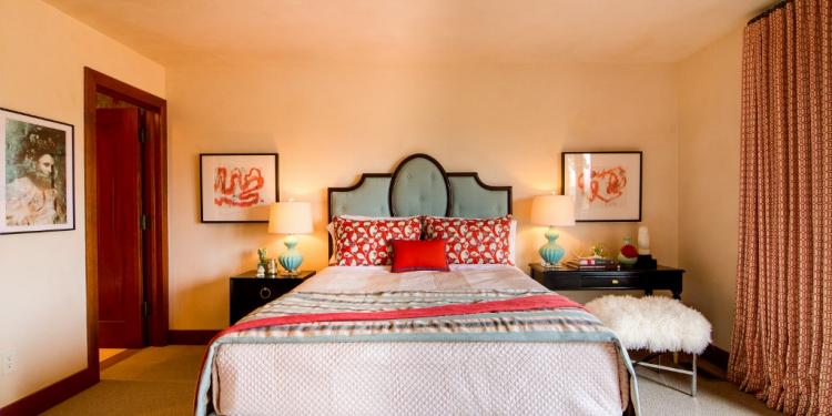 Изысканная спальня (2)