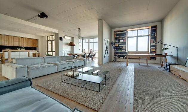Дизайнерский ремонт квартиры фото (1)