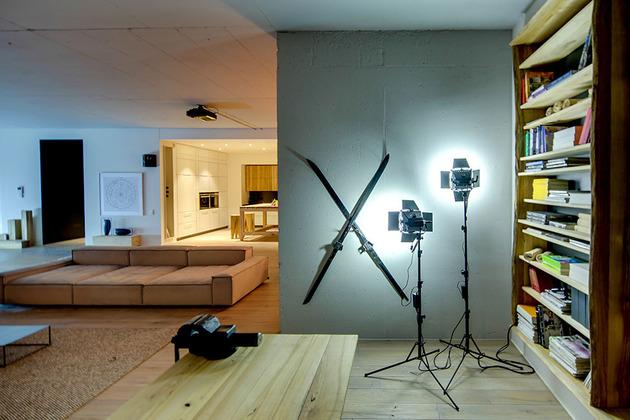 Дизайнерский ремонт квартиры фото (10)
