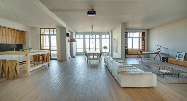 Дизайнерский ремонт квартиры фото (5)