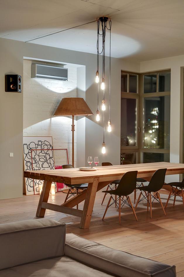 Дизайнерский ремонт квартиры фото (6)