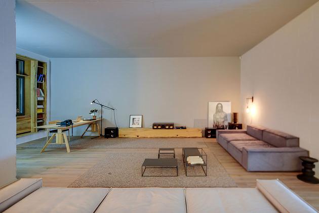 Дизайнерский ремонт квартиры фото (8)