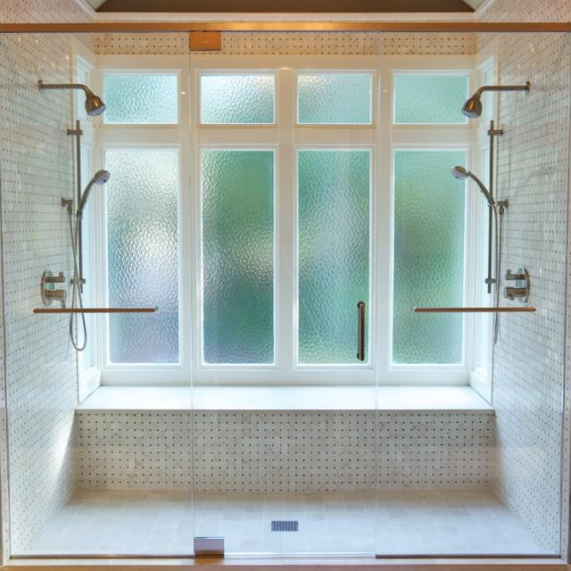 Окно в ванной комнате фото (19)