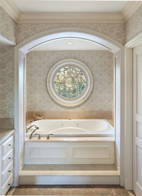 Окно в ванной комнате фото (5)