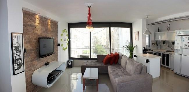 Изысканный дизайн квартиры (1)