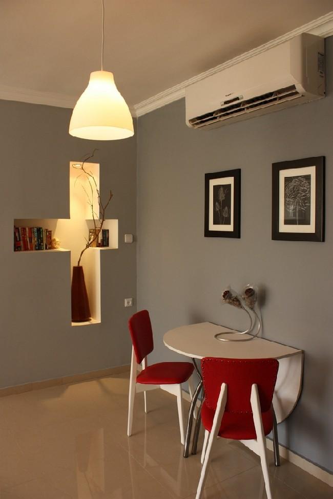 Изысканный дизайн квартиры (4)