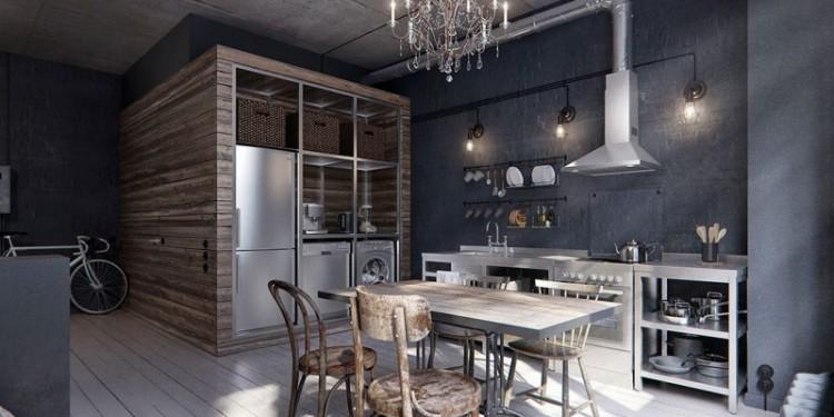 Маленькая квартира-студия (5)