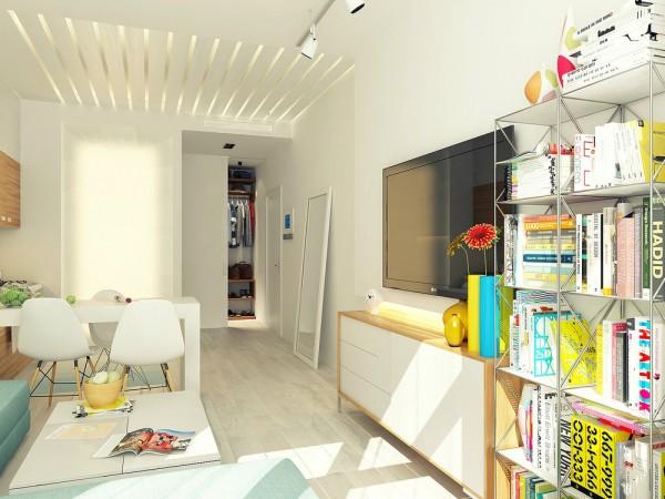 Малогабаритная квартира (2)
