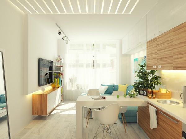 Малогабаритная квартира (3)
